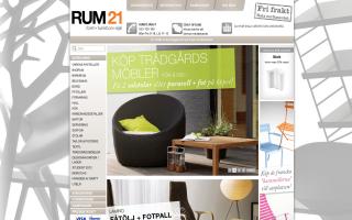 Rum21 rabattkod och fri frakt